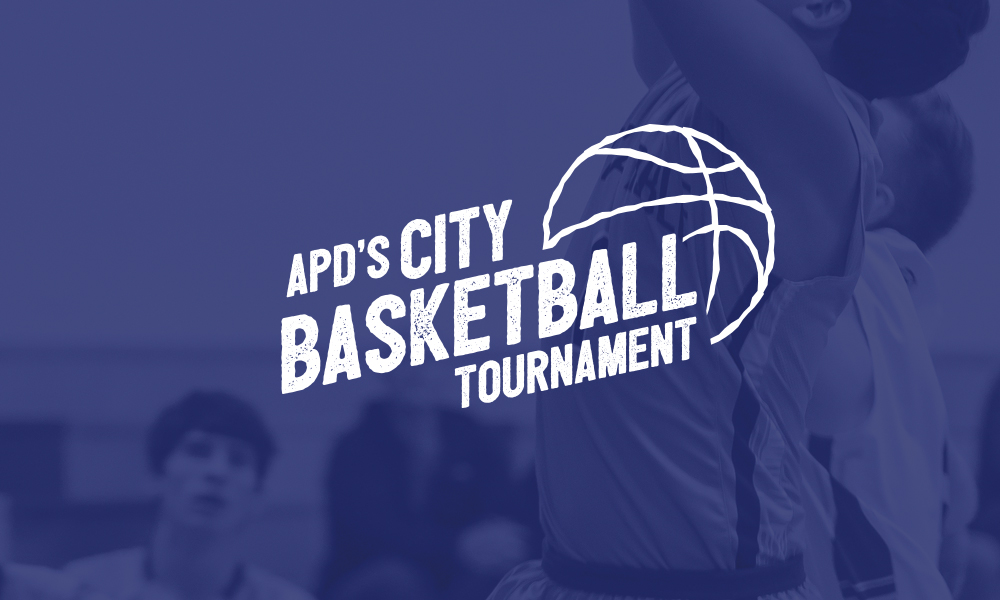 Annual APD City Basketball Tournament