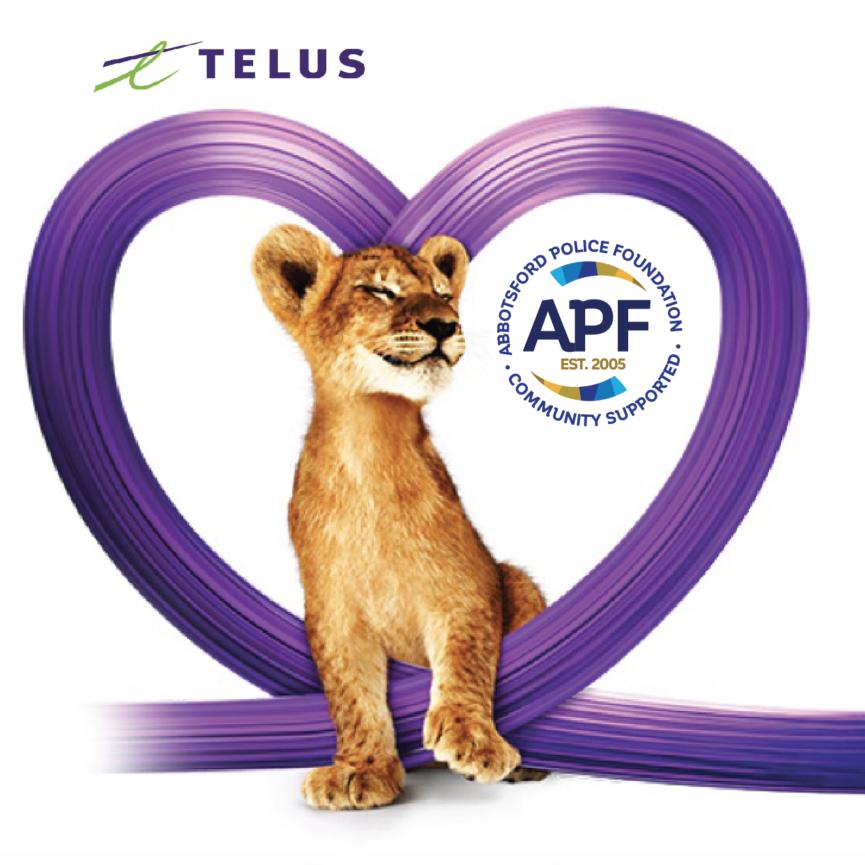 Telus PureFibre Charity Opportunities